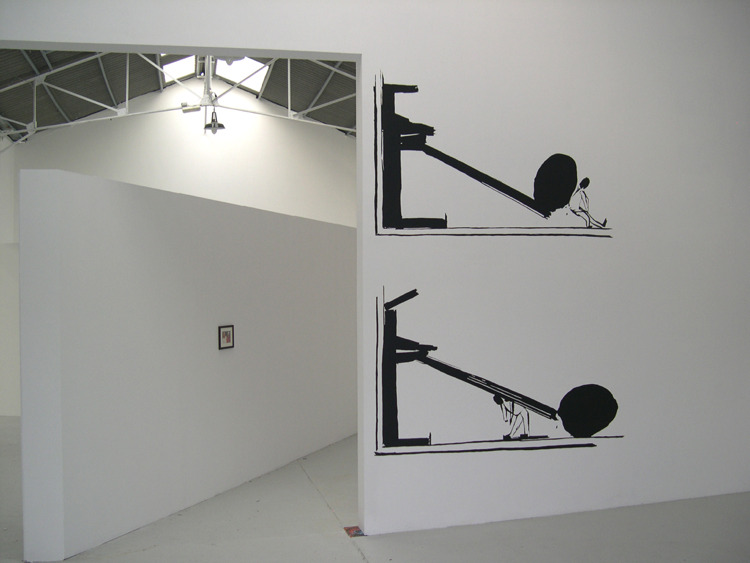 L'égosystème, Confort Moderne, Poitiers, 2006