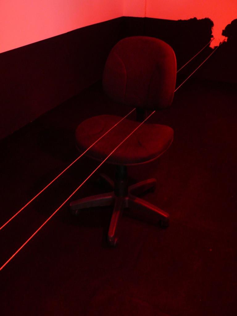 La synchronisation du monde du travail / Exposition Joseph Aloïs Schumpeter, OUI, Centre d'art contemporain, Grenoble, 2008