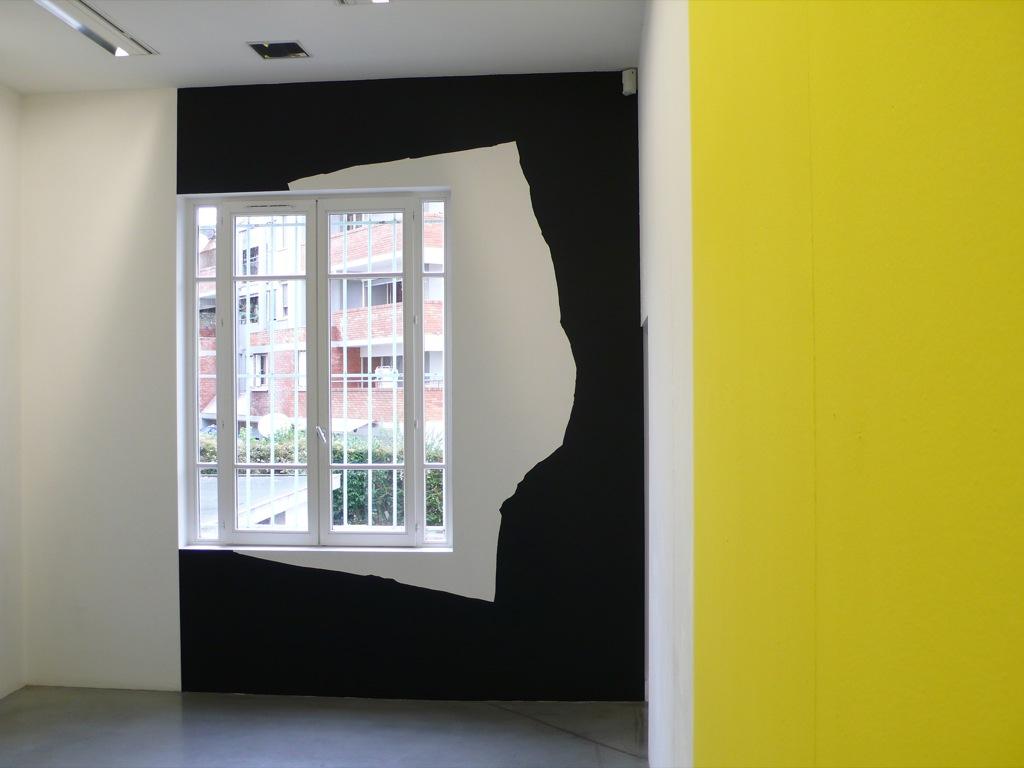 J'y pense et puis j'oublie, espace municipal d'art contemporain, Fontaine, 2009