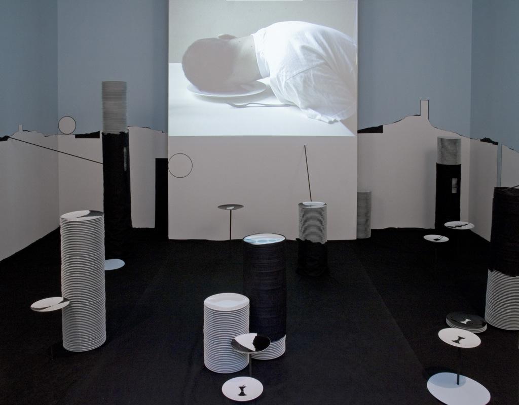La balance des blancs, Musée des Arts Décoratifs, Paris, Automne 2010