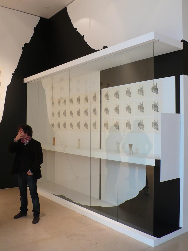 Lux claustri, Le temps du dessin,  Musée des beaux-arts de Nancy, 2010