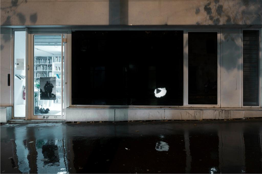 Farine-Feutrine - La vitrine