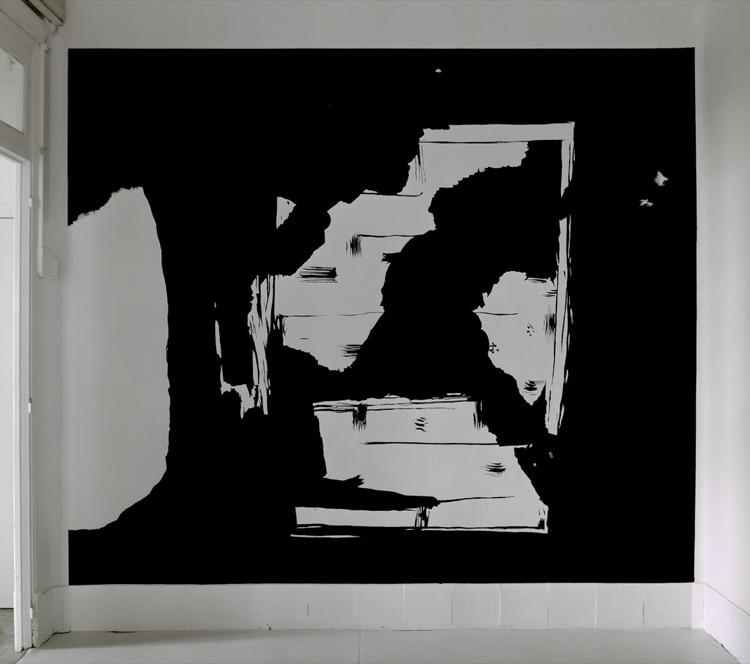 Ekta fuite, White spirit, La Station, Nice, 2005